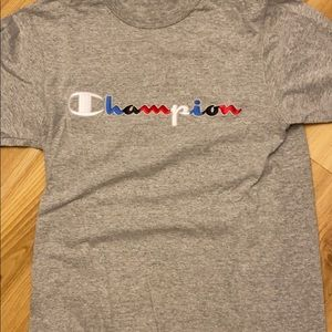 Champion  short sleeve tshirt